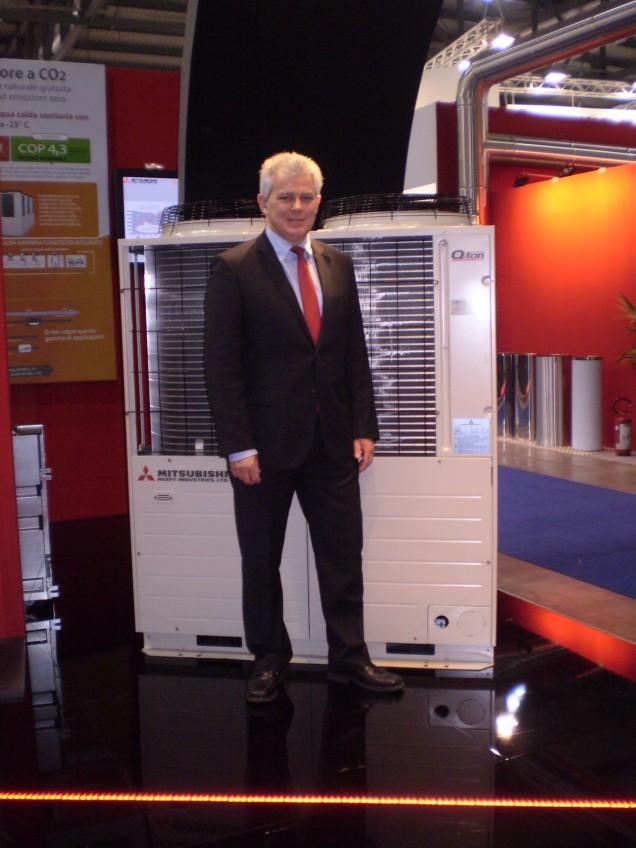 pompa di calore q-ton